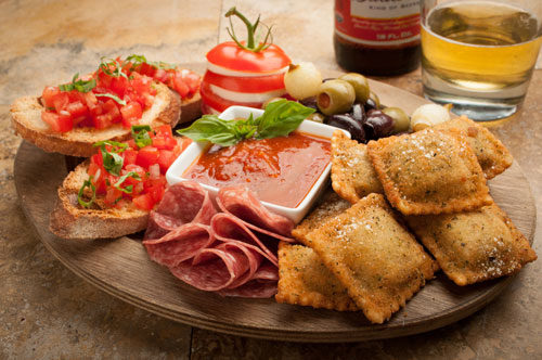 Italian Antipasto Platter Recipe photo