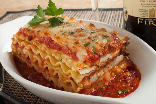 Classic American Style Lasagna